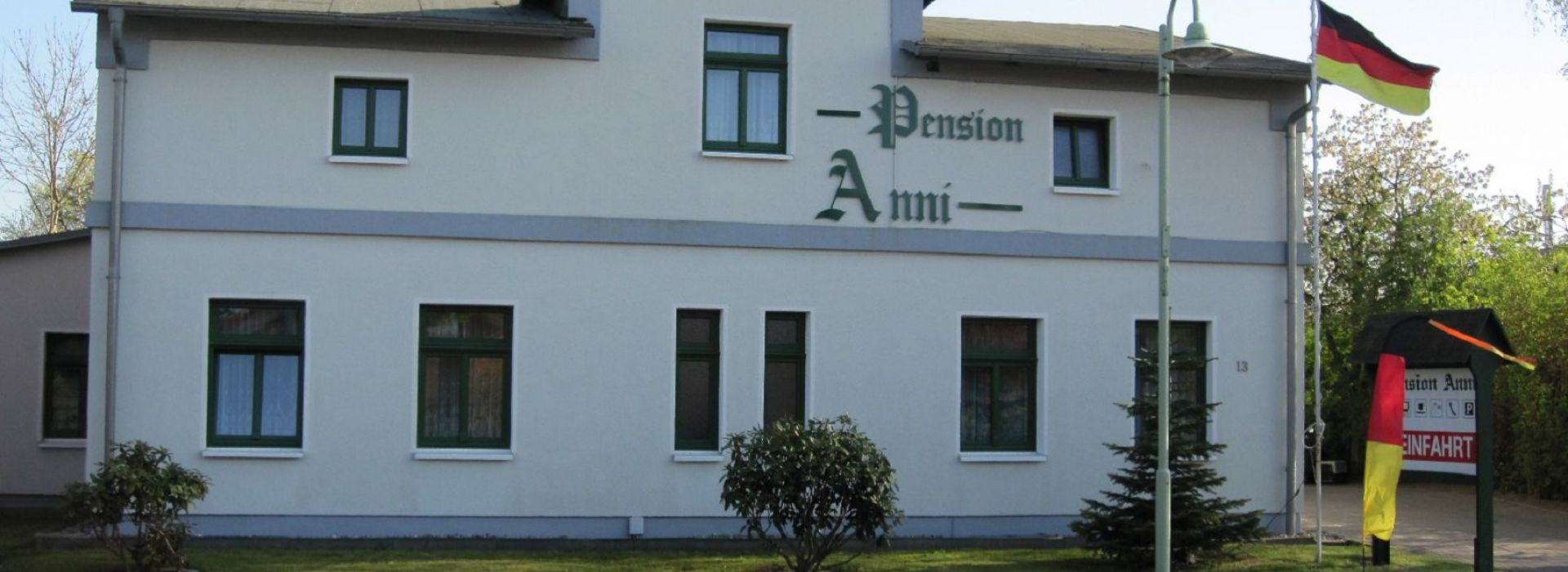 Pension Anni in Sanitz